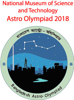 National Museum of Science and Technology Astro Olympiad 2018
